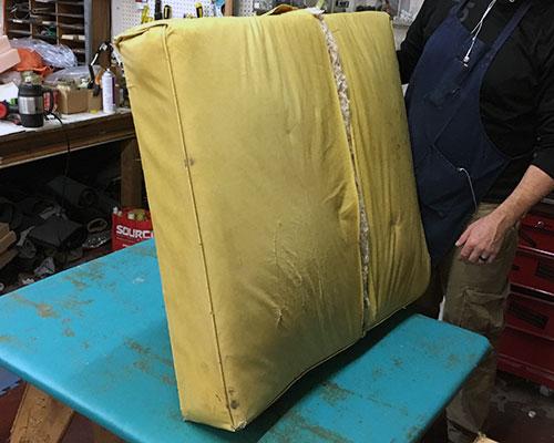 RV Upholstery | Camper Upholstery