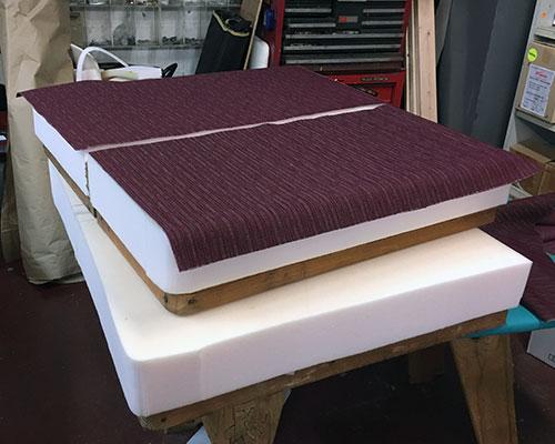 RV Upholstery   Camper Upholstery