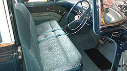car interior repair