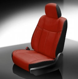 FRONT SEAT COVER MAT ARTIFICIAL LEATHER /& FABRIC FITS FORD TRANSIT CONNECT