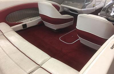 Marine Boat Seat Upholstery