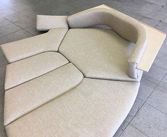 Marine & Boat Seat Upholstery