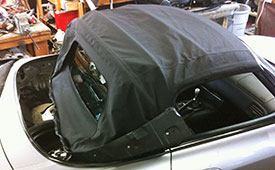 New Convertible Tops Installation And Repair
