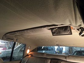 headliner repair 1989 cadillac