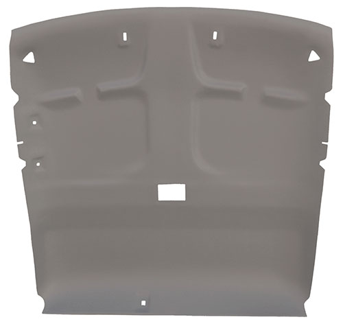 1995 1998 Dodge Ram Extended Cab Pickup Without Overhead: Repair Truck Headliner