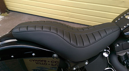 Custom Motorcycle Seats Motorcycle Seat Repair - Vinyl for motorcycle seat