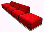 probber modular seat