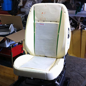 Automotive Carbon Fiber Seat Heaters - Mac\'s Upholstery Seattle