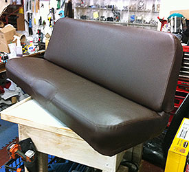 Tremendous Truck Seat Repair Truck Interiors Spiritservingveterans Wood Chair Design Ideas Spiritservingveteransorg