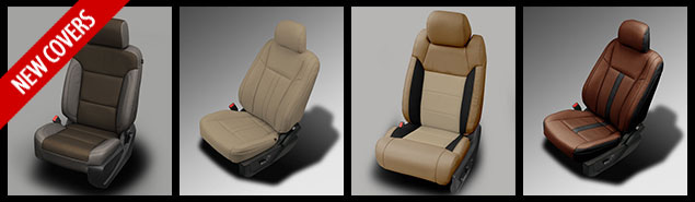 katzin truck seat covers