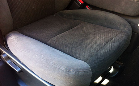 New Cover For Jump Seat Silverado Repair