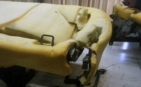 Pleasing Truck Seat Repair Truck Interiors Spiritservingveterans Wood Chair Design Ideas Spiritservingveteransorg