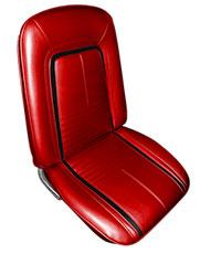 vintage car seat cover