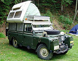 land rover dormobile